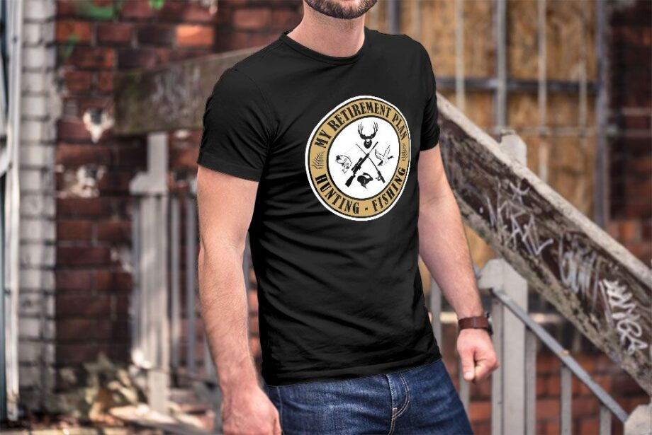 My Retirement Plan T-Shirt