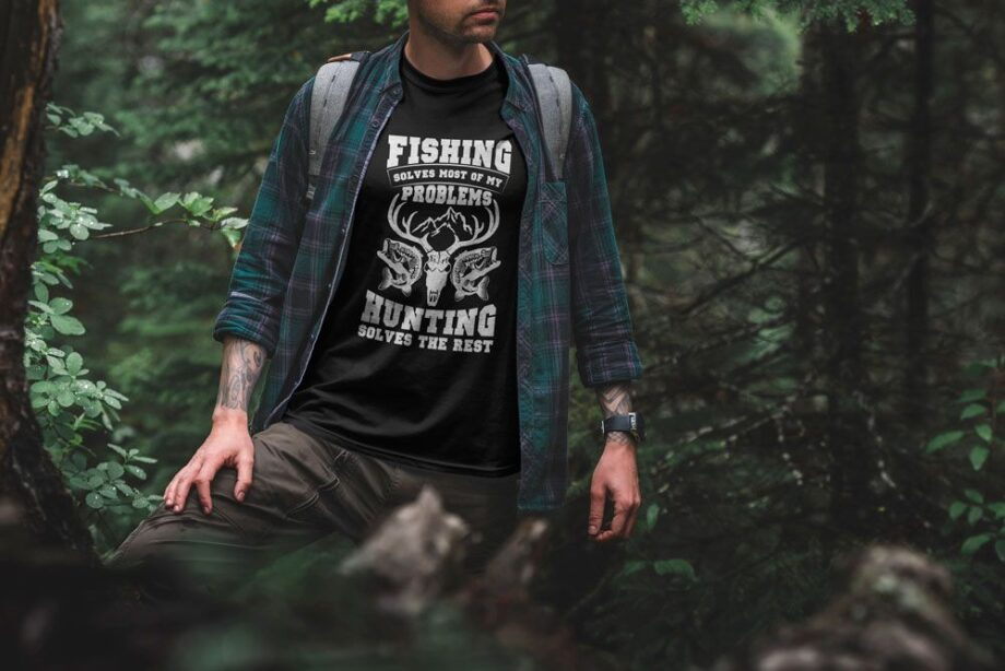 Hunting Solves The Rest T-Shirt