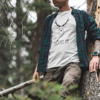 Mount Me T-Shirt